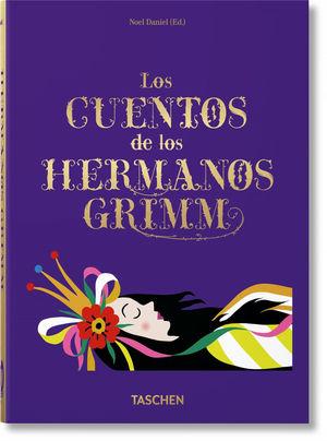 CUENTOS GRIMM ANDERSEN 2 EN 1 40TH ANNIVERSARY EDI