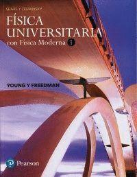 FÍSICA UNIVERSITARIA  CON FISICA MODERNA. VOL 1(14A.ED.)