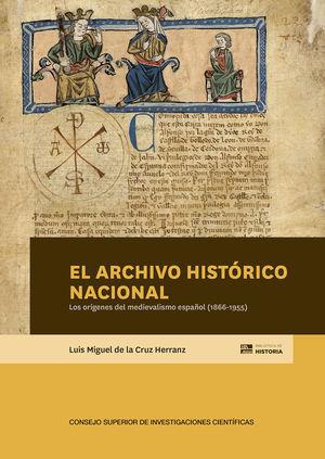 EL ARCHIVO HISTÓRICO NACIONAL