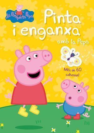 PINTA I ENGANXA AMB LA PEPA