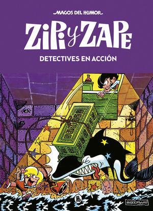 ZIPI Y ZAPE. DETECTIVES EN ACCI?N