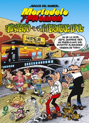 MAGOS DEL HUMOR MORTADELO 205.MISTERIO E