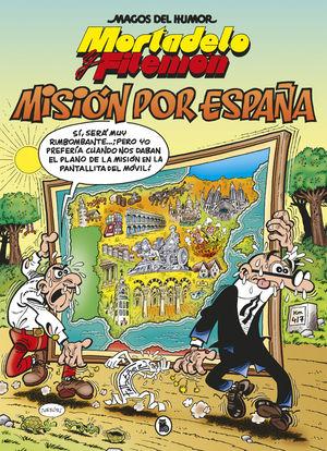 MAGOS DEL HUMOR 208. MISIÓN POR ESPAÑA