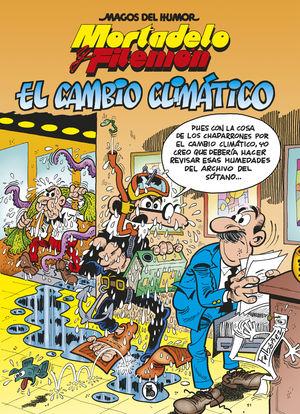 MAGOS DEL HUMOR. EL CAMBIO CLIMÁTICO (MAGOS DEL HUMOR 211)