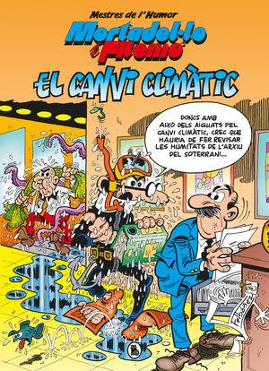 MESTRES DE L´HUMOR. EL CANVI CLIMÀTIC (MESTRES DE L´HUMOR 58)