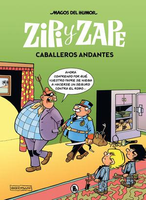 CABALLEROS ANDANTES (MAGOS DEL HUMOR 8)