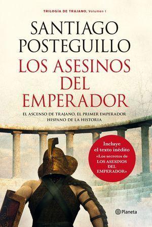 TRAJANO 1. LOS ASESINOS DEL EMPERADOR (RÚSTICA)