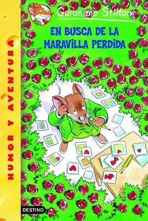 EN BUSCA DE LA MARAVILLA PERDIDA