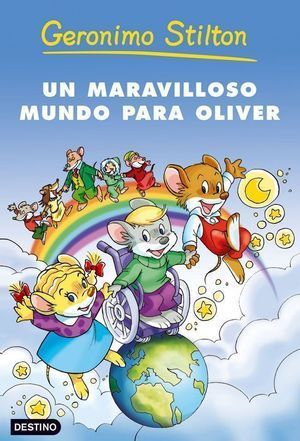 MARAVILLOSO MUNDO PARA OLIVER UN