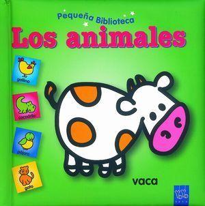 PEQUEÑA BIBLIOTECA LOS ANIMALES