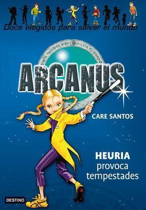 ARCANUS 4  HEURIA PROVOCA TEMPESTADES
