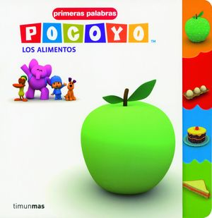 POCOYO PRIMERAS PALABRAS. LOS ALIMENTOS