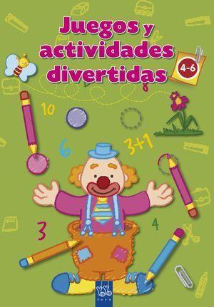 JUEGOS Y ACTIVIDADES DIVERTIDAS