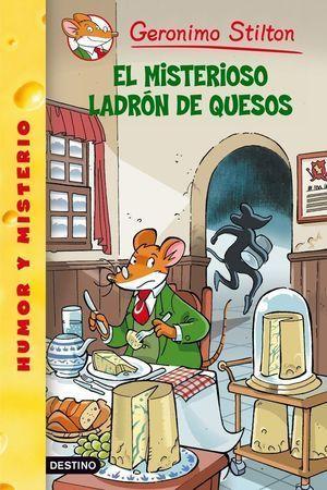 MISTERIOSO LADRÓN DE QUESO, EL