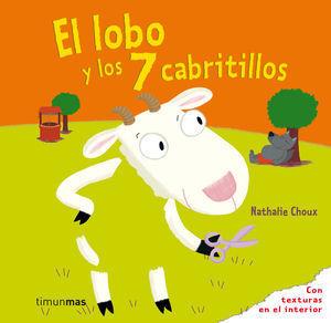 LOBO Y LOS 7 CABRITILLOS