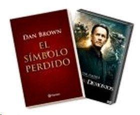 EL SIMBOLO PERDIDO + DVD DE ANGELES Y DEMONIOS