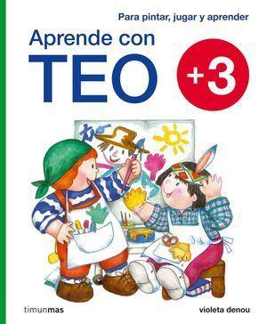 APRENDE CON TEO 3 AÑOS