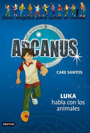 ARCANUS 11 LUKE HABLA CON LOS ANIMALES