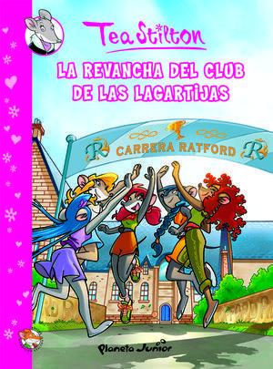 REVANCHA DEL CLUB DE LAS LAGARTIJAS COMIC Nº2