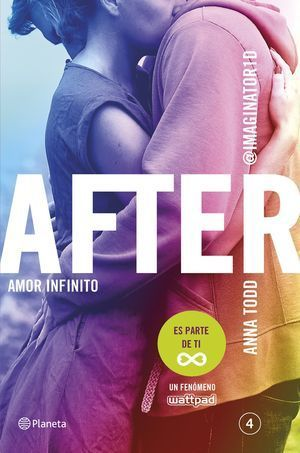 AFTER 4. AMOR INFINITO (SERIE AFTER 4)
