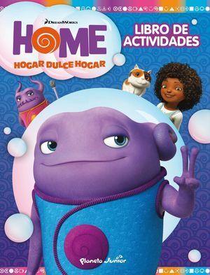 HOME. LIBRO DE ACTIVIDADES