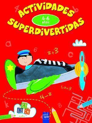 ACTIVIDADES DIVERTIDAS 4 6 AÑOS