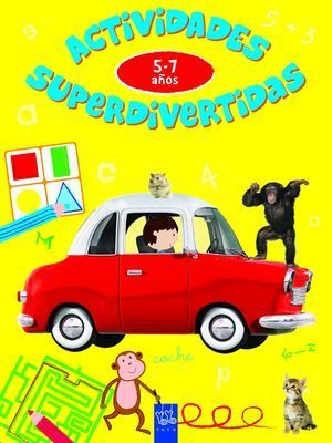 ACTIVIDADES SUPERDIVEWRTIDAS 5 7 AÑOS