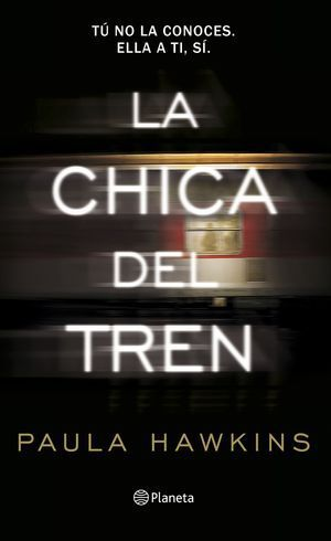 CHICA DEL TREN LA