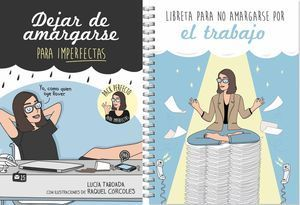 PACK DEJAR DE AMARGARSE PARA IMPERFECTAS