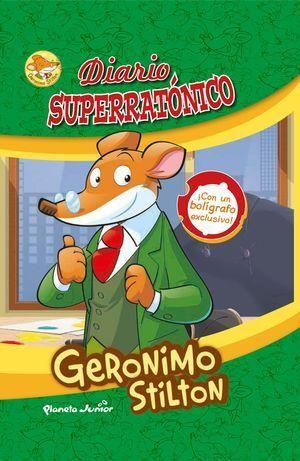 GERONIMO STILTON. DIARIO SUPERRATONICO