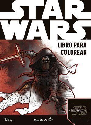 STAR WARS. LIBRO PARA COLOREAR
