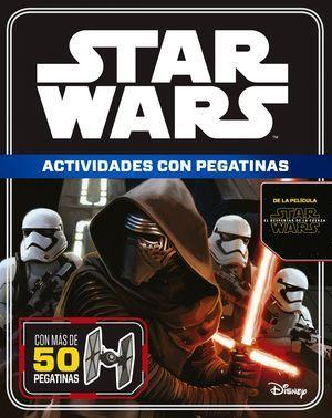 STAR WARS. EL DESPERTAR DE LA FUERZA. ACTIVIDADES CON PEGATINAS