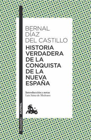 HISTORIA VERDADERA DE LA CONQUISTA DE LA NUEVA ESP