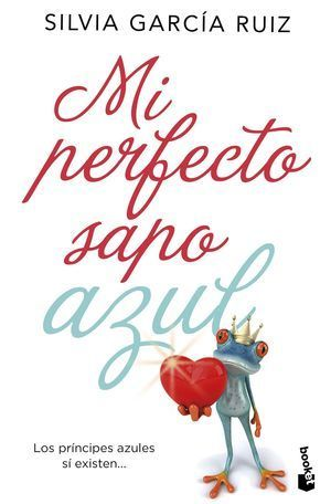 MI PERFECTO SAPO AZUL
