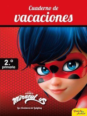MIRACULOUS CUADERNO DE VACACIONES 2EP