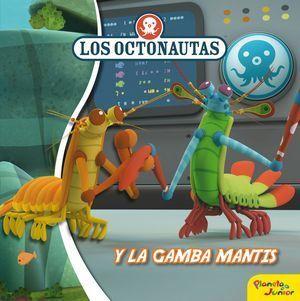 LOS OCTONAUTAS Y LA GAMBA MANTIS. CUENTO