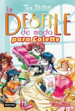 DESFILE DE MODA PARA COLETTE