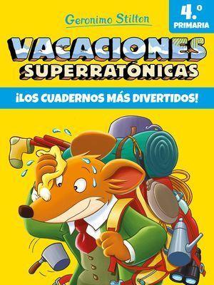 VACACIONES SUPERRATÓNICAS 4EP