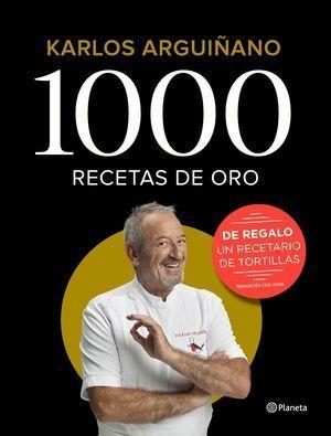 PACK TC 1000 RECETAS DE ORO