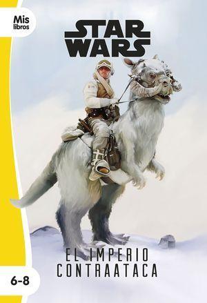 STAR WARS. EL IMPERIO CONTRAATACA. NARRATIVA AMARILLA