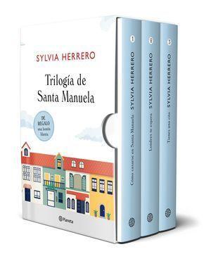 ESTUCHE SANTA MANUELA (CÓMO CASARSE EN SANTA MANUELA + LONDRES TE ESPERA + TIENE