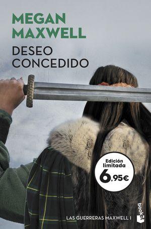 DESEO CONCEDIDO. LAS GUERRERAS MAXWELL 1.