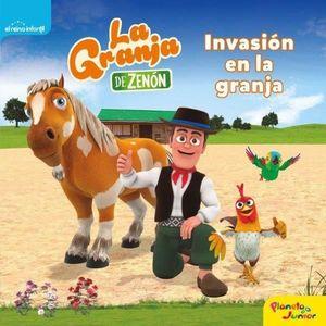 LA GRANJA DE ZENÓN. INVASIÓN EN LA GRANJA. CUENTO