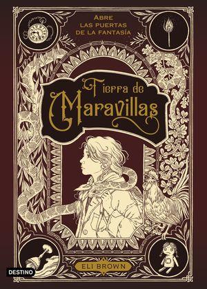 TIERRA DE MARAVILLAS (ODDITY 1)