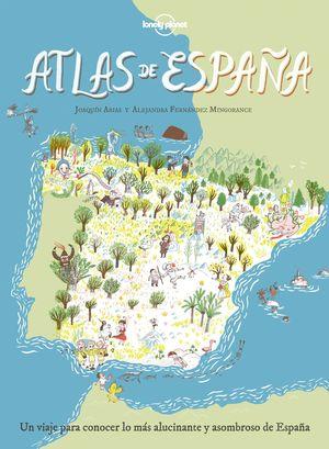 ATLAS DE ESPAÑA