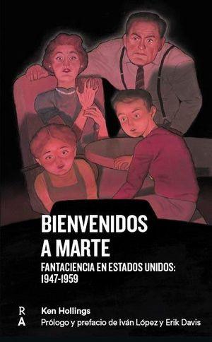 BIENVENIDOS A MARTE