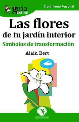GUÍABURROS LAS FLORES DE TU JARDÍN INTERIOR SIMBOLOS DSE TRANSFORMACION