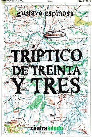 TRIPTICO DE TREINTA Y TRES