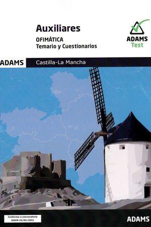 TEMARIO Y CUESTIONARIOS AUXILIARES OFIMATICA CASTILLA LA MANCHA