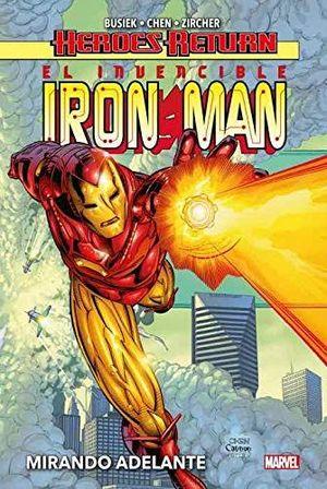 INVENCIBLE IRON MAN 01
